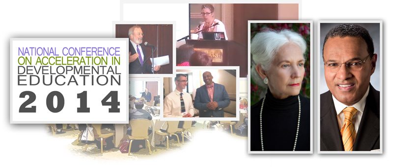 2014 National Conference on Acceleration in Developmental Education