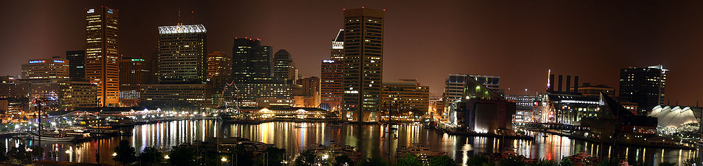What to do in Baltimore!