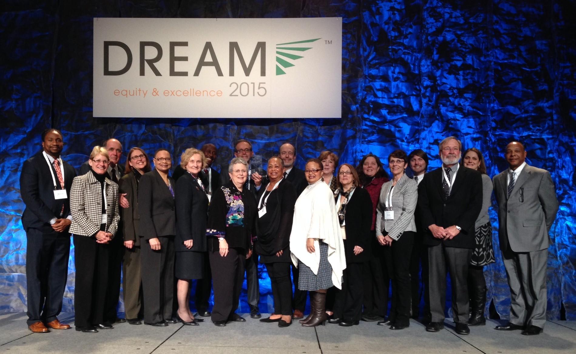 CCBC wins Leah Meyer Austin Award at Dream 2015