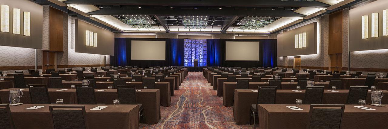 Hotel Conference Rooms Denver