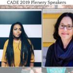 CADE 2019 Plenery Speakers
