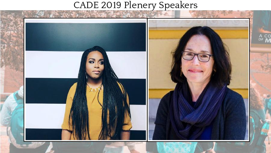 CADE 2019 Plenary Speakers